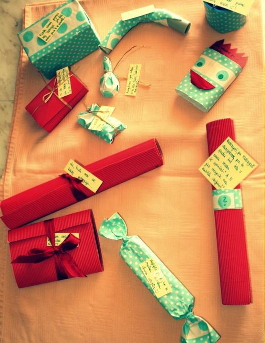 zavito darilo